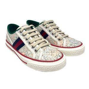 Brand New Gucci Women's Tennis 1977 Sneakers